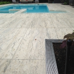 WETT Solutions Urban Series Heelguard pool area channel drains. Manufactured in Australia.