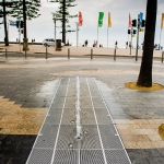 Custom water features for commercial and public areas - designed by WETT Solutions Sydney.