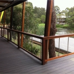 Custom balconies and balustrades for homes, commercial buildings and public areas by WETT Solutions, Sydney.