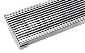 WETT Solutions Heelguard linear channel drain for residential and commercial wet areas. Australian owned and made.