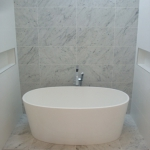WETT Solutions tile insert bathroom channel drain.